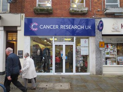 Cancer Research Charity Shop