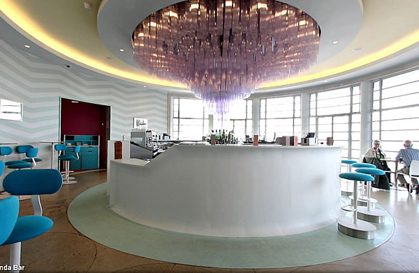 The Midland Hotel Rotunda Bar