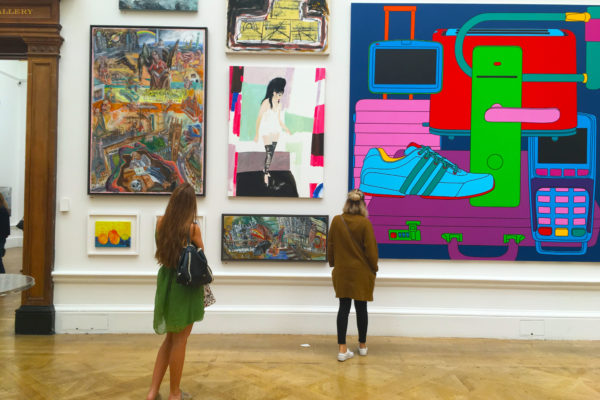The Royal Academy Summer Exhibition 2016