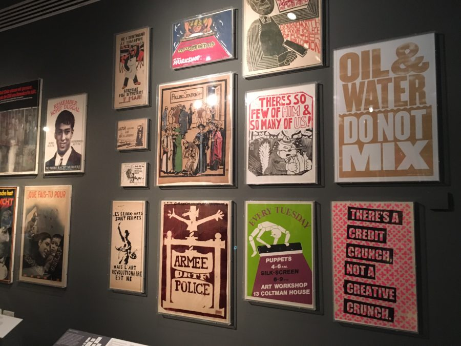 Revolutionary Posters William Morris Gallery