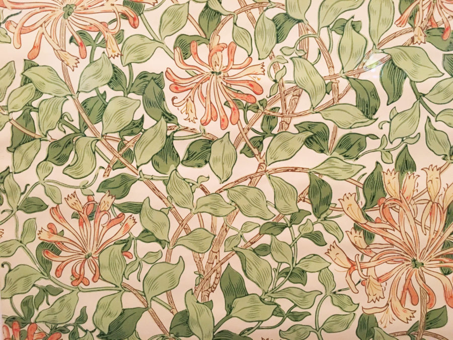 Honeysuckle William Morris