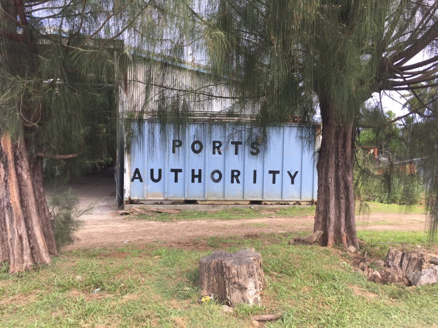 Ports Authority Aitutaki