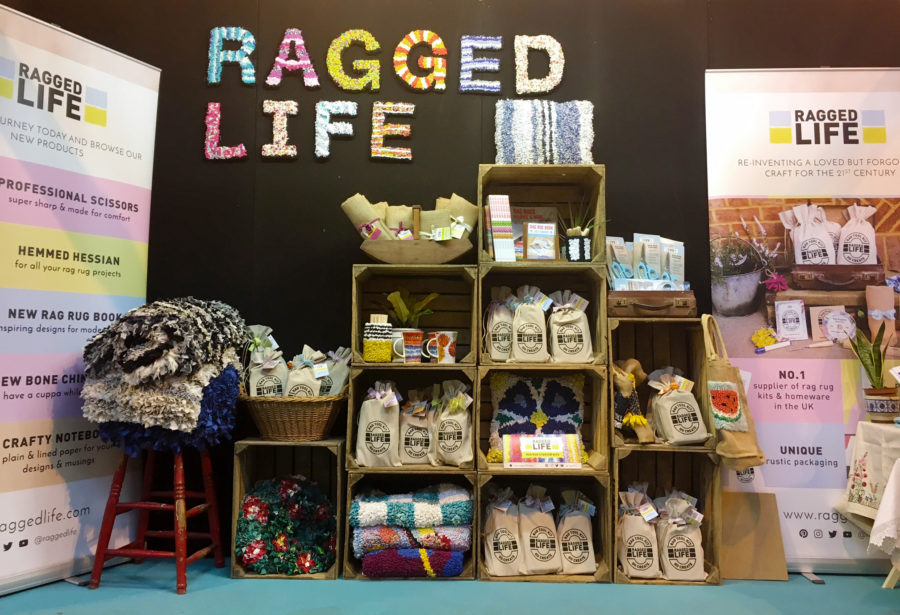 Ragged Life at CHSI Stitches