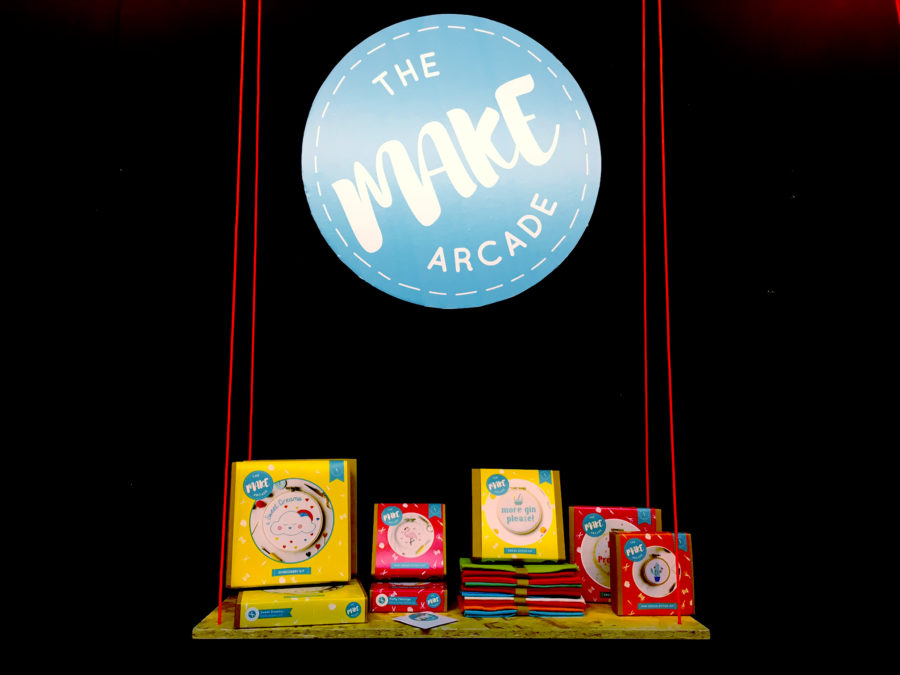The Make Arcade Kits