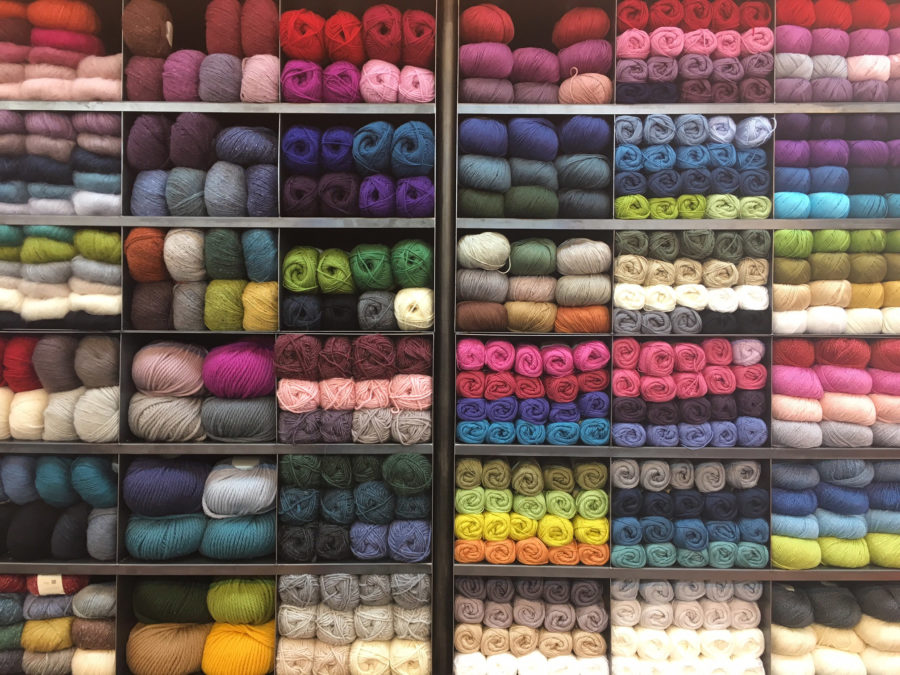 Wall of Wool