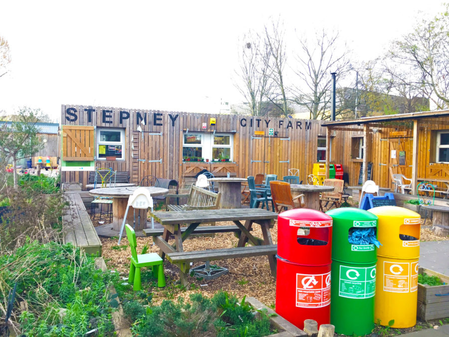Stepney City Farm Pottery Class