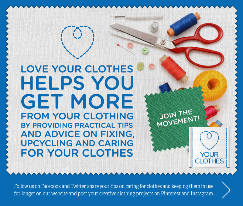 Love Your Clothes Infographic
