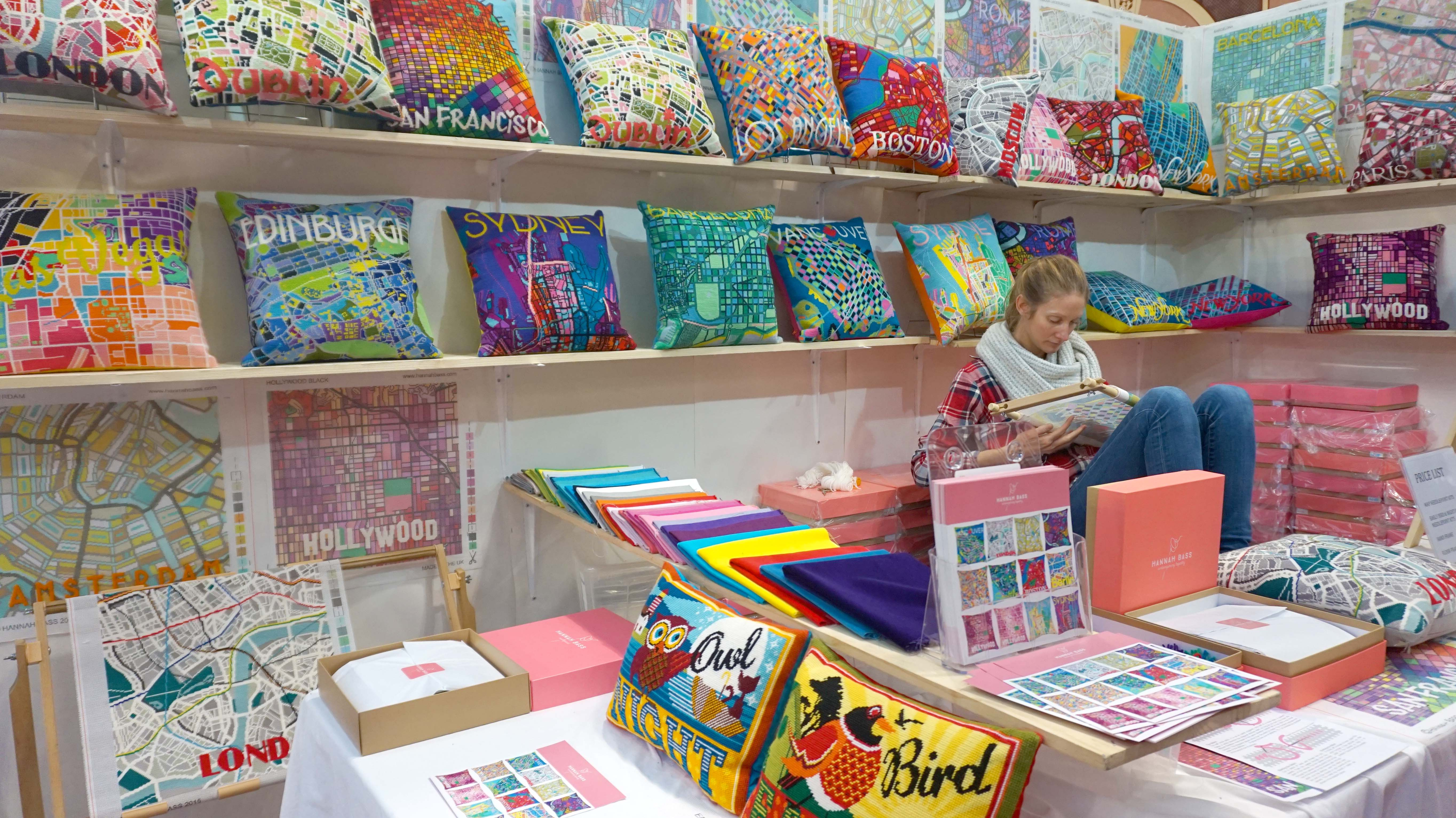 The Knitting And Stitching Show 2017 Rds : Ragged Life Blog Highlights from the Knitting and Stitching Show 2017 - Rag...