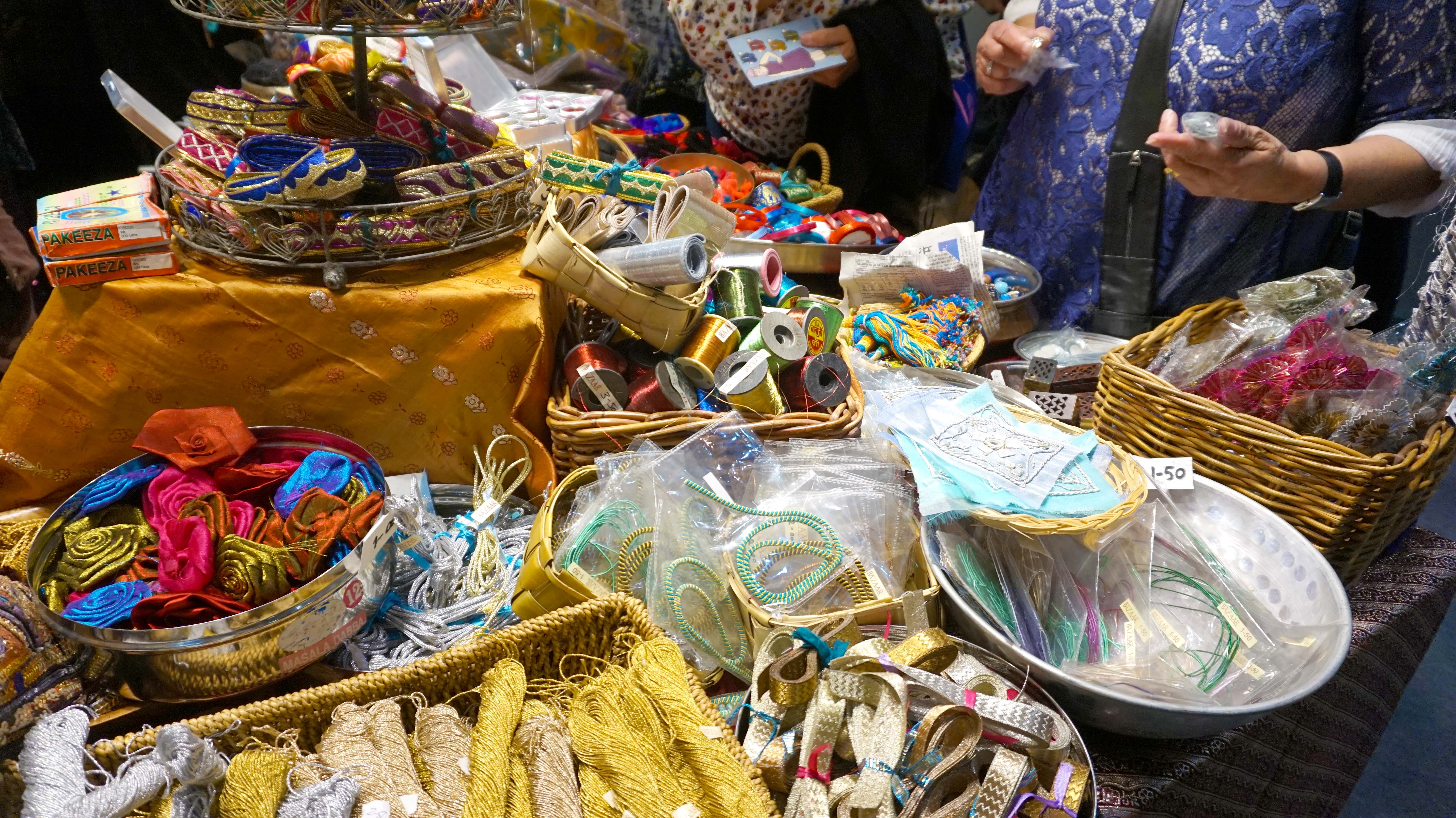 The Knitting And Stitching Show 2017 : Ragged Life Blog Highlights from the Knitting and Stitching Show 2017 - Rag...