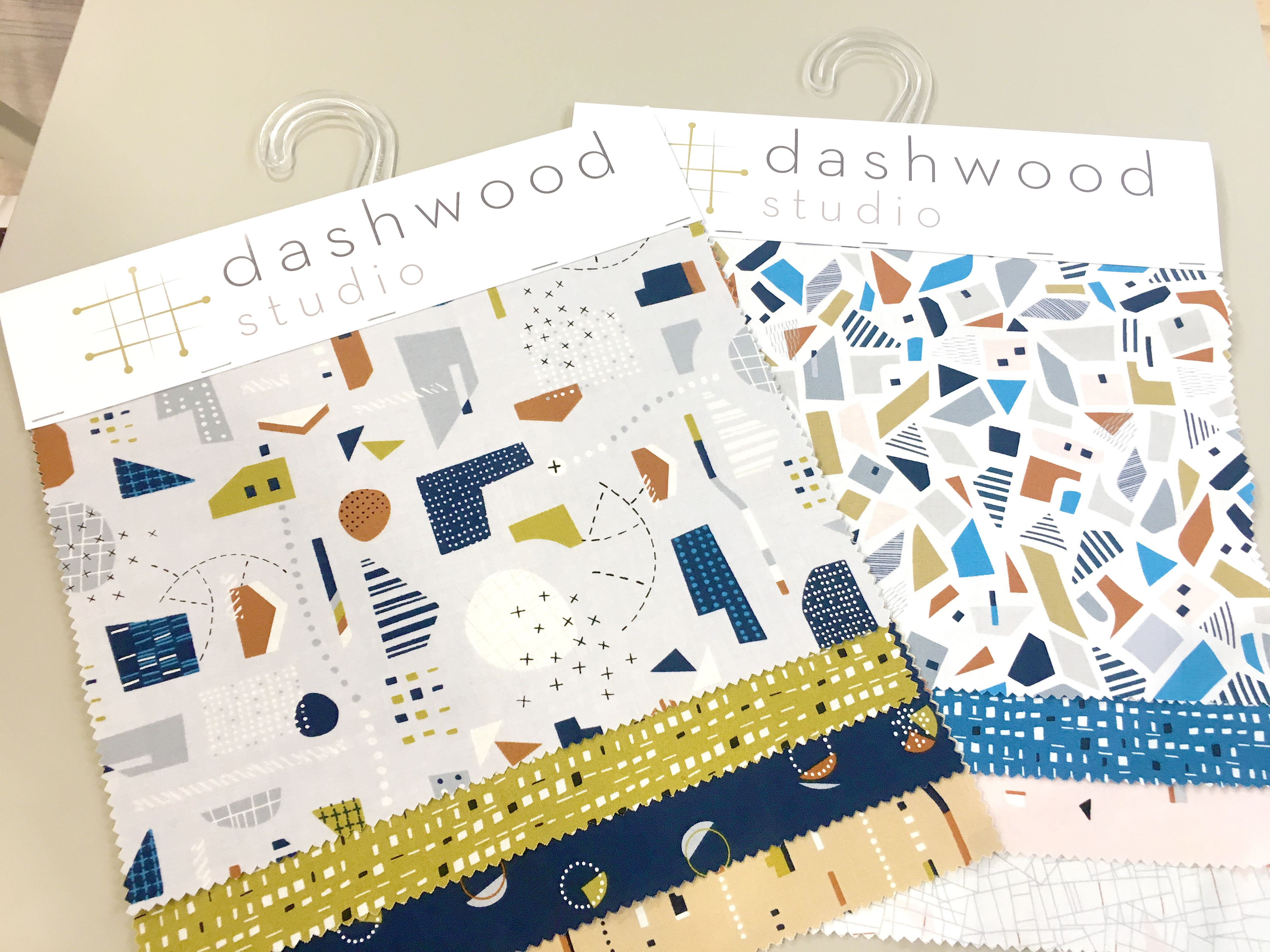 Dashwood New Fabrics