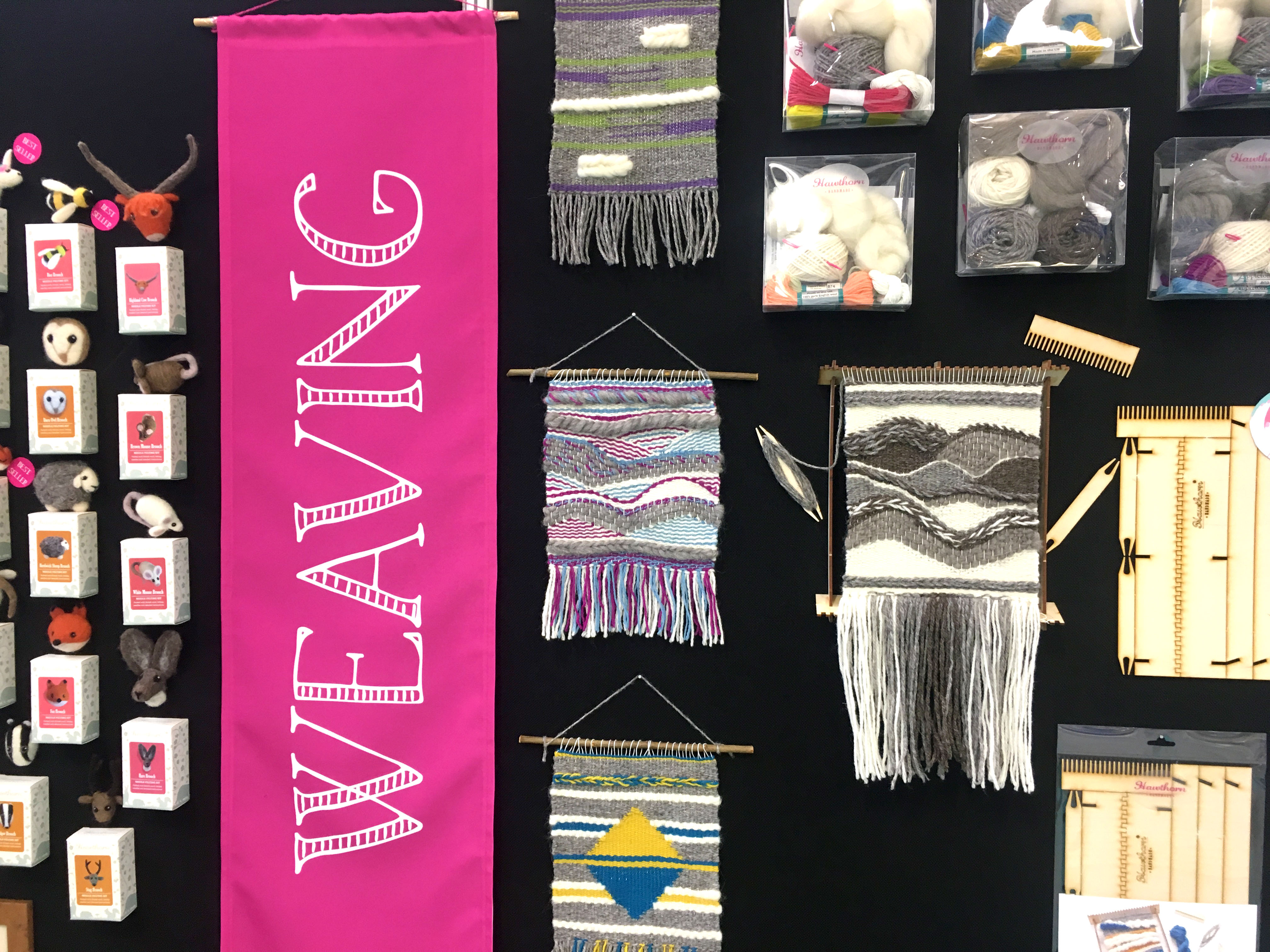 Weaving Kits from Hawthorn