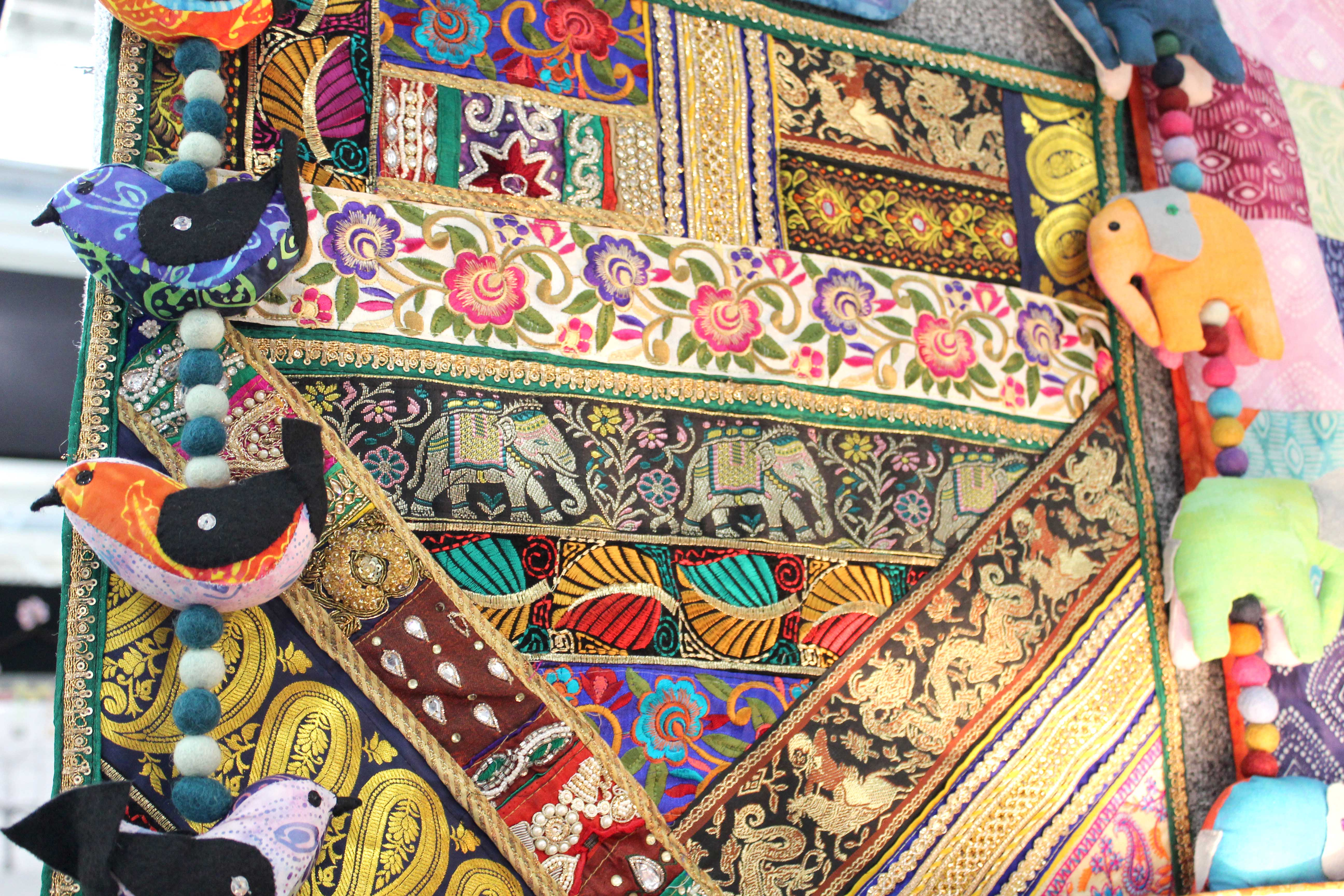 Colourful Indian Details