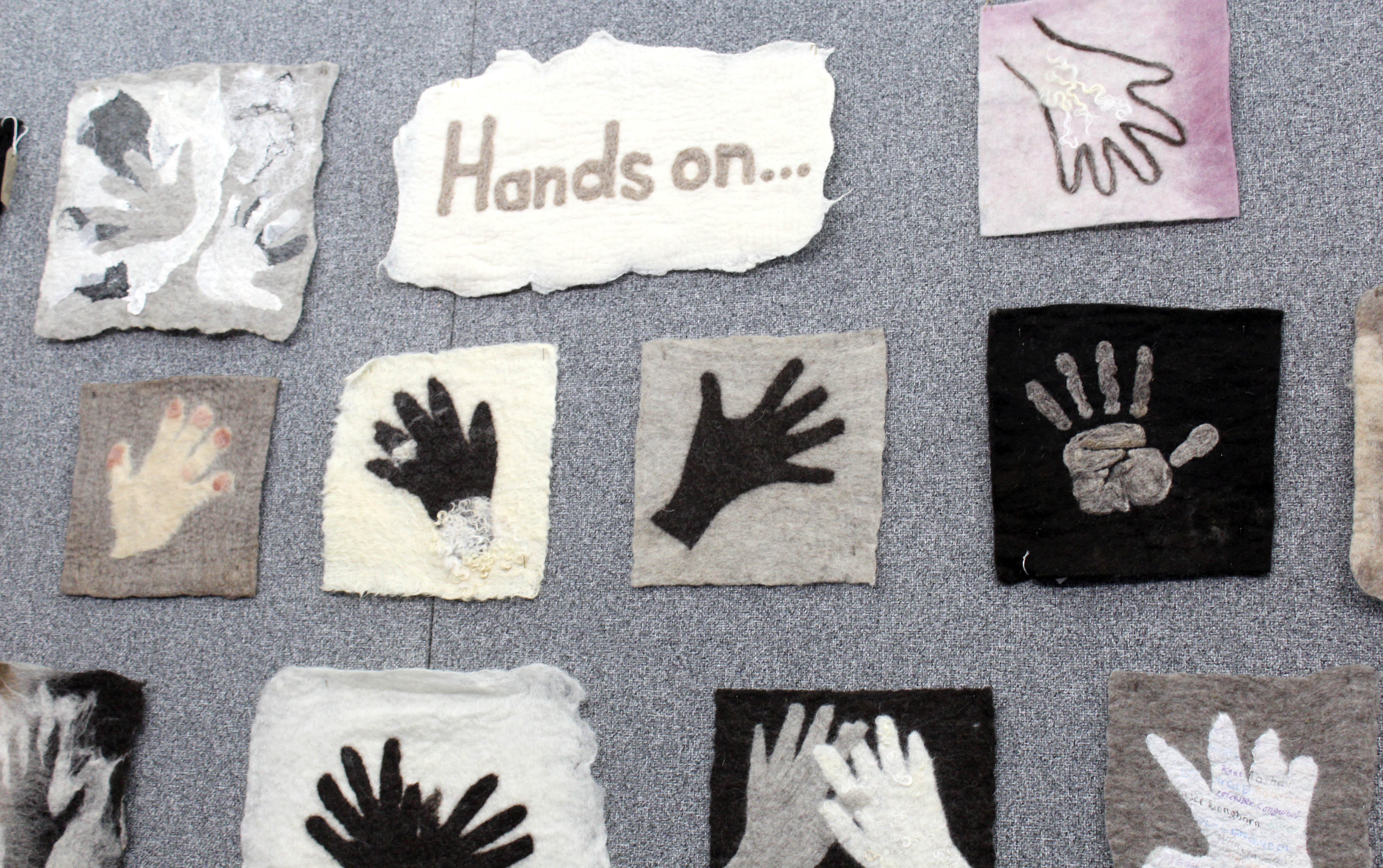 Hands On Felt Campaign