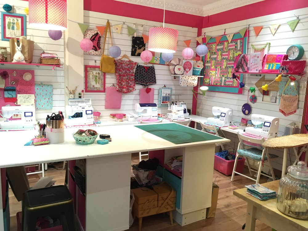 Crafty Sew and So in Leicester