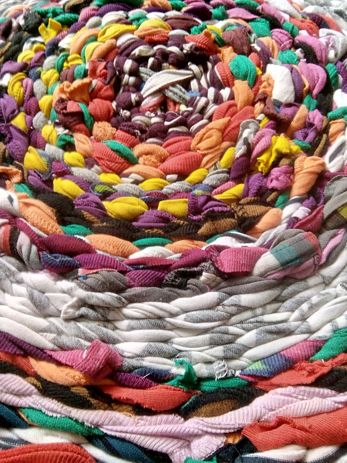 Ragged Life Blog Leicester Rag Rug Works At Crafty Sew