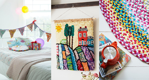 Rag Rugs Book Inspiration
