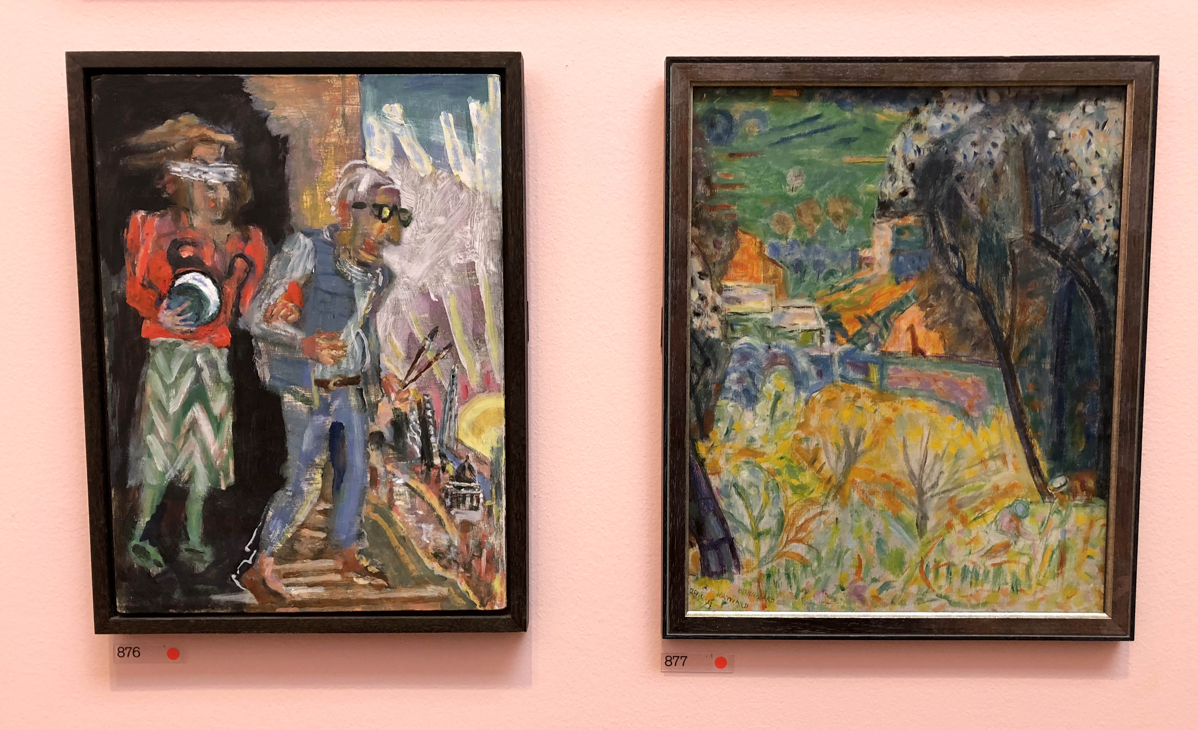 Oil Paintings Royal Academy Summer Exhibition