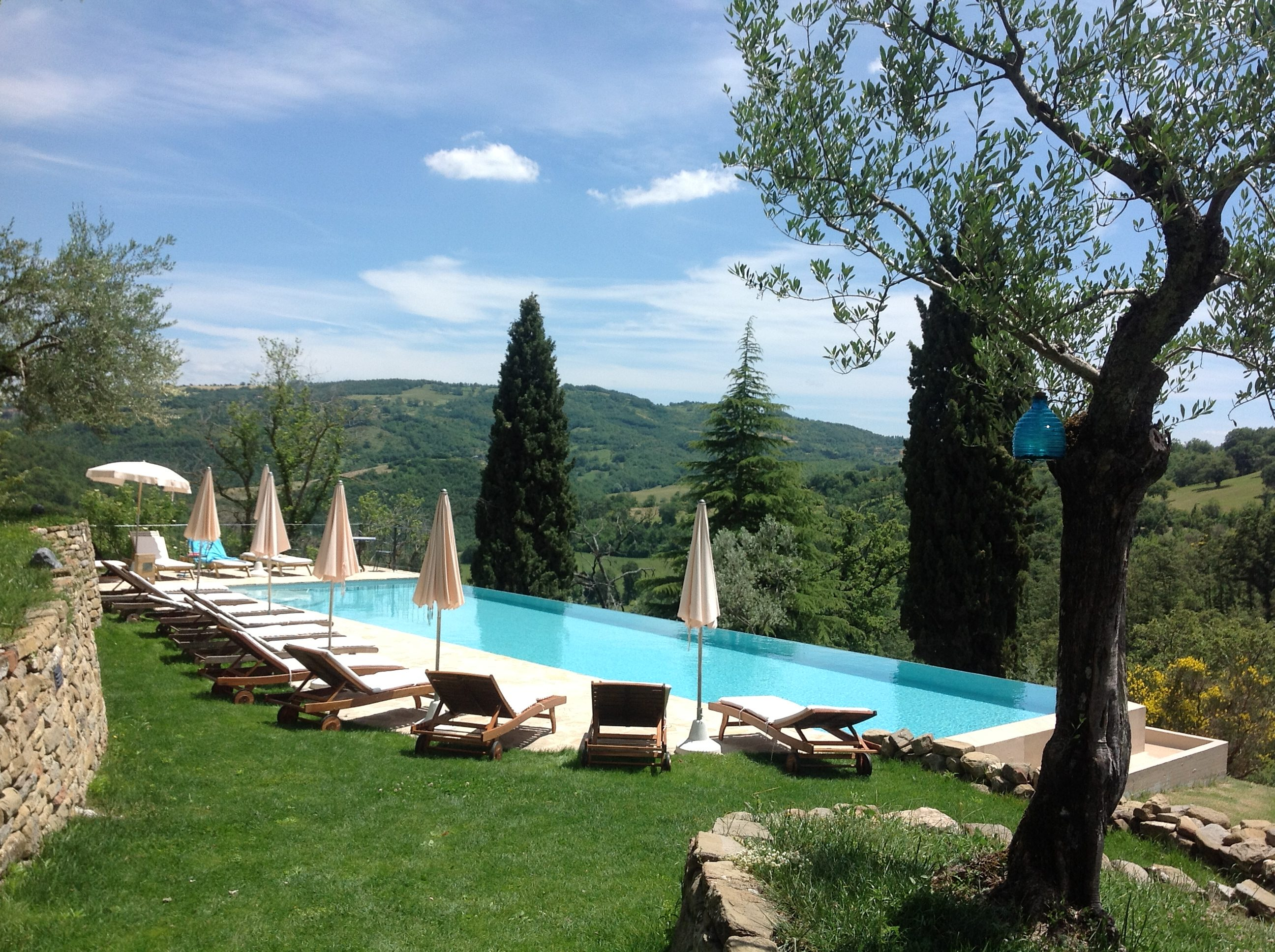 Borgo di Carpiano Pool