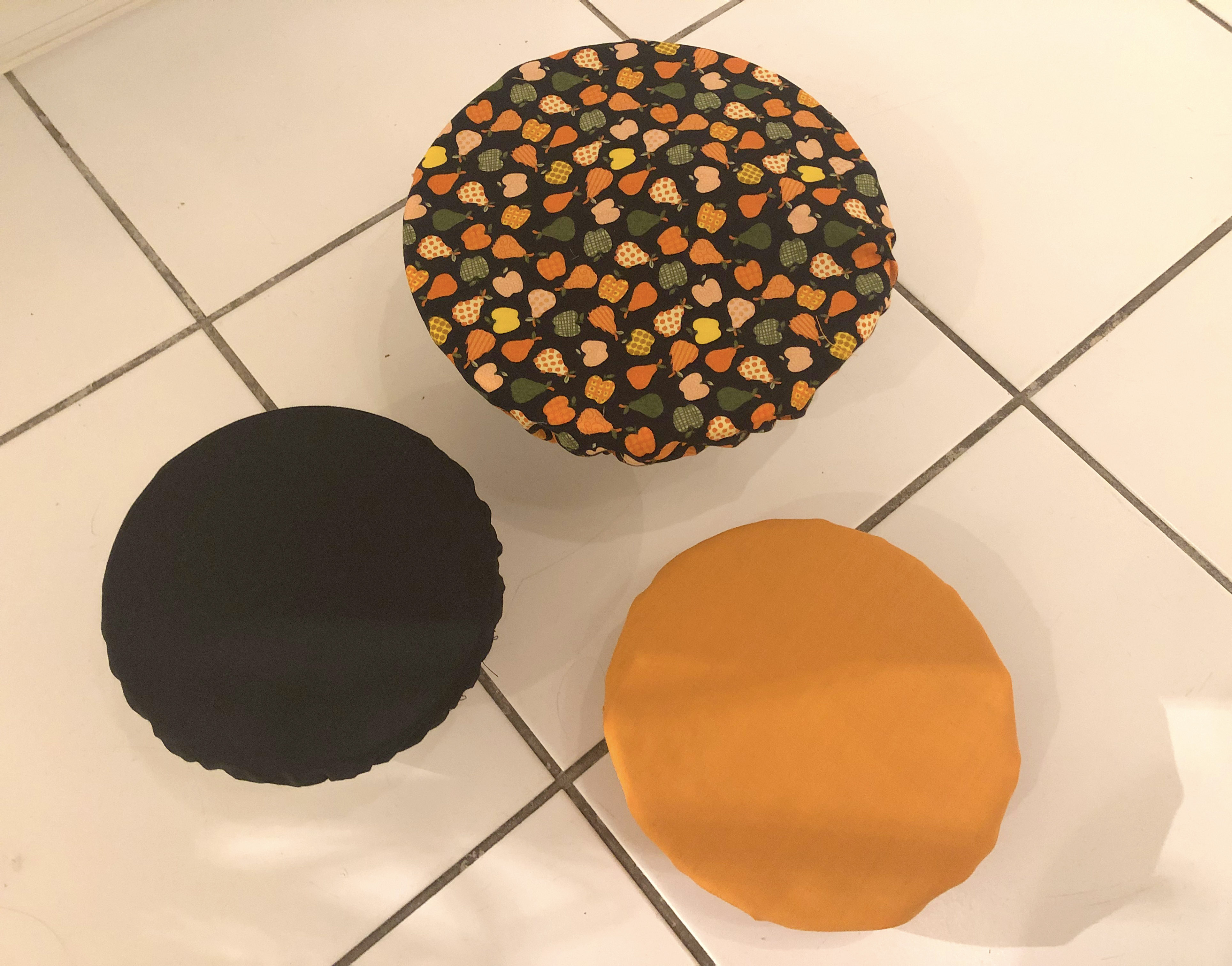 Elasticated Bowl covers