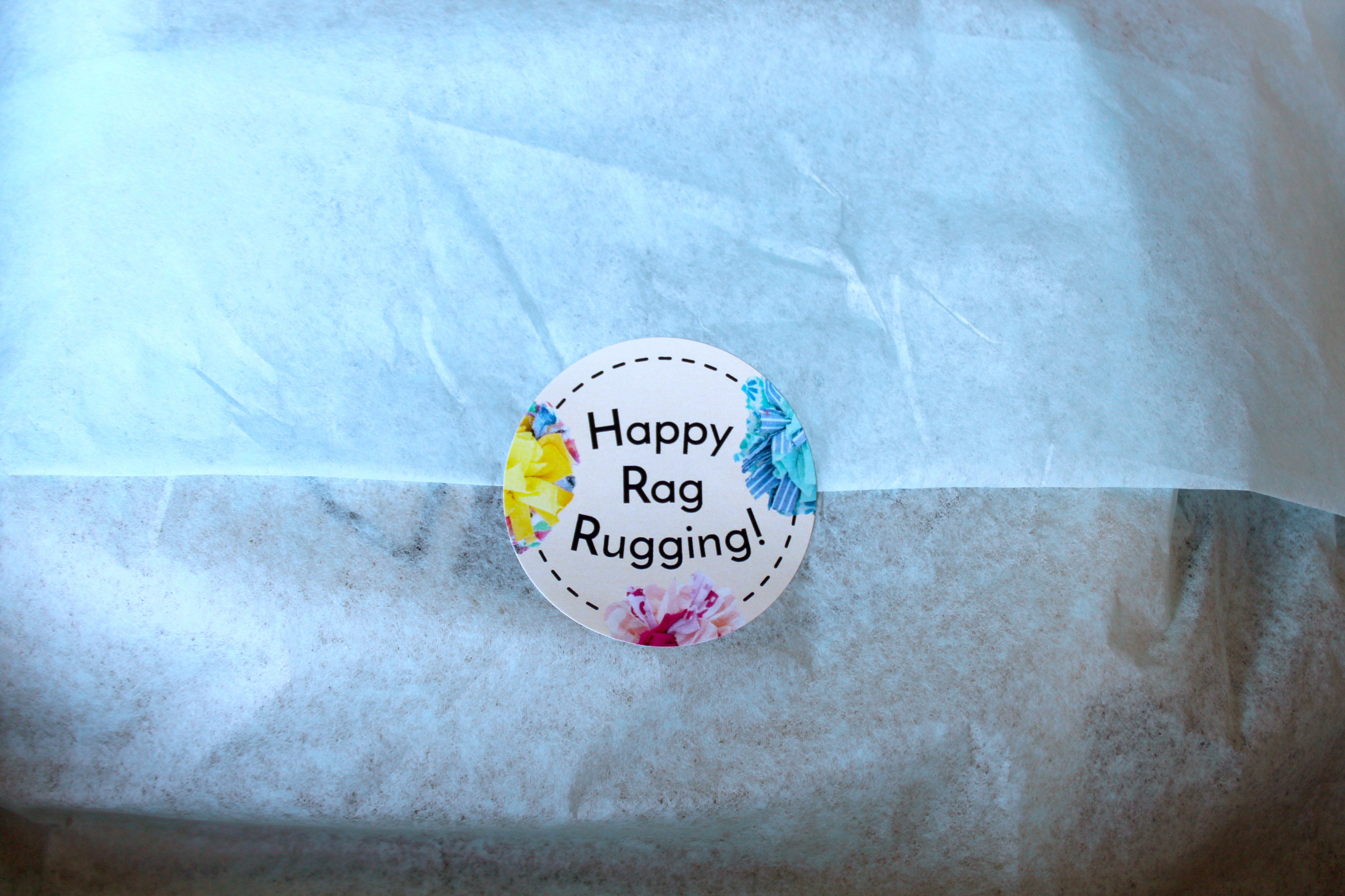 Happy rag rugging sticker by Ragged Life