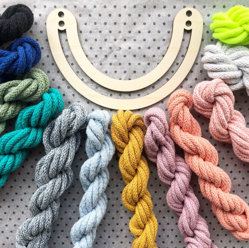 Stitching me Softly Ultimate Necklace Kit at the Mollie Makes Handmade Awards 2019
