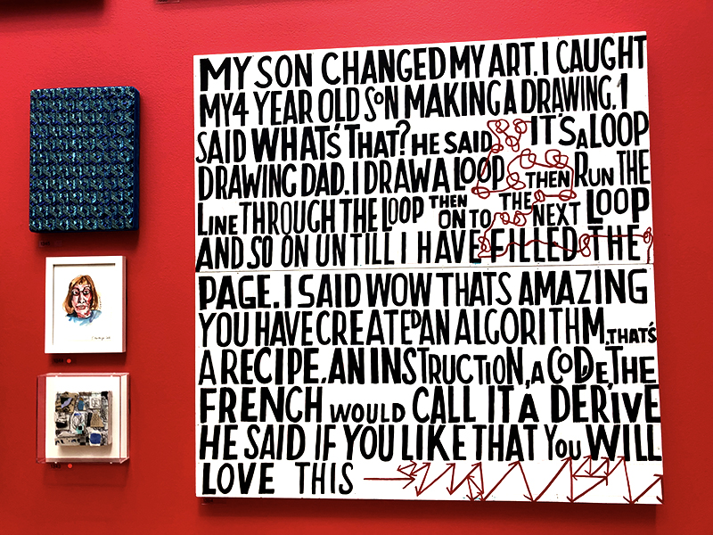 """My Son Changed My Art"""