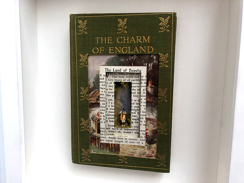 """The Charm of England"" by Laura Beaumont"