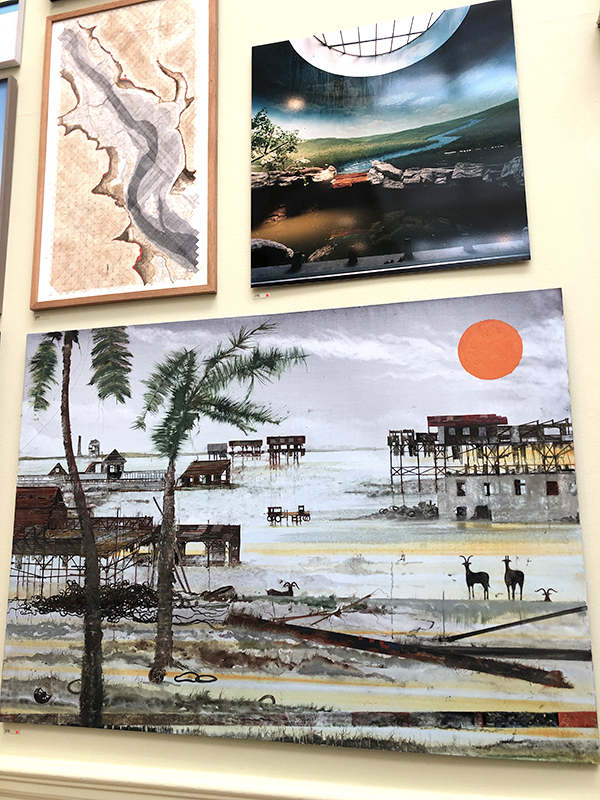 Artwork in 2019 Summer Exhibition