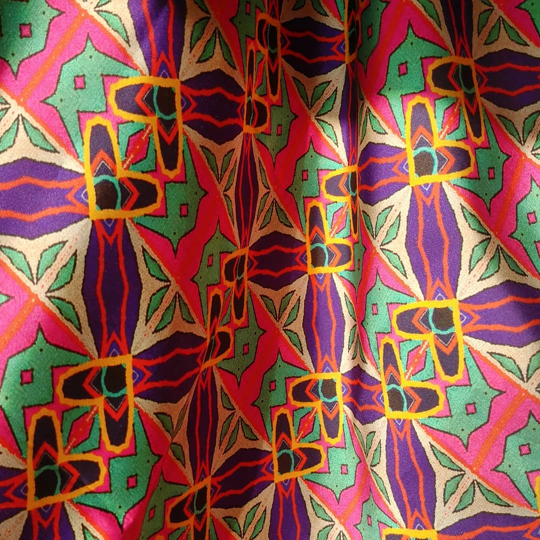 patterned fabric simone saunders